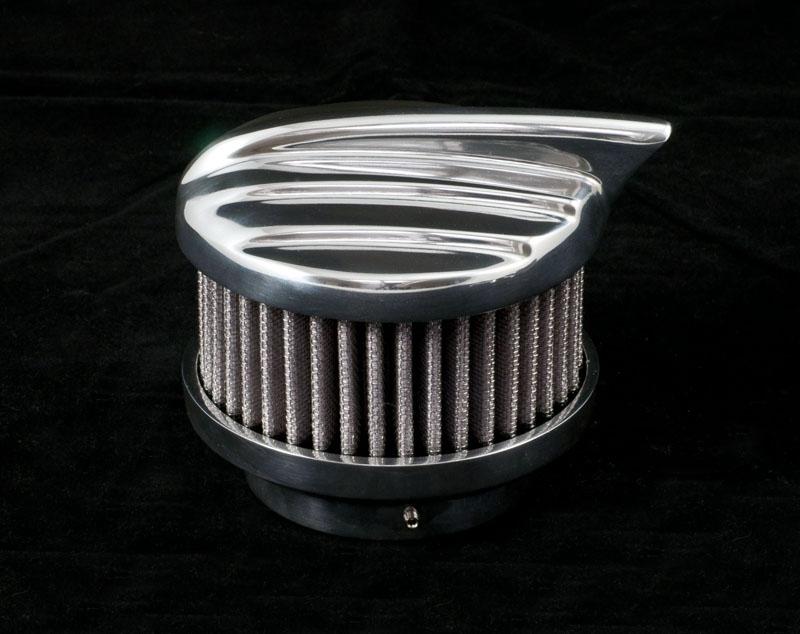 Aero Top 2 Barrel Luftfilter Alu poliert Stromberg 94 97 98 OTB GEAR 4150