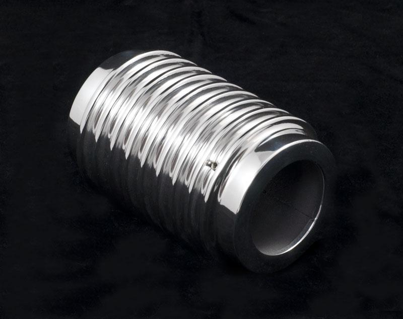 ZüNDSPULE Finned Coil Cover Alu poliert OTB Gear 6831