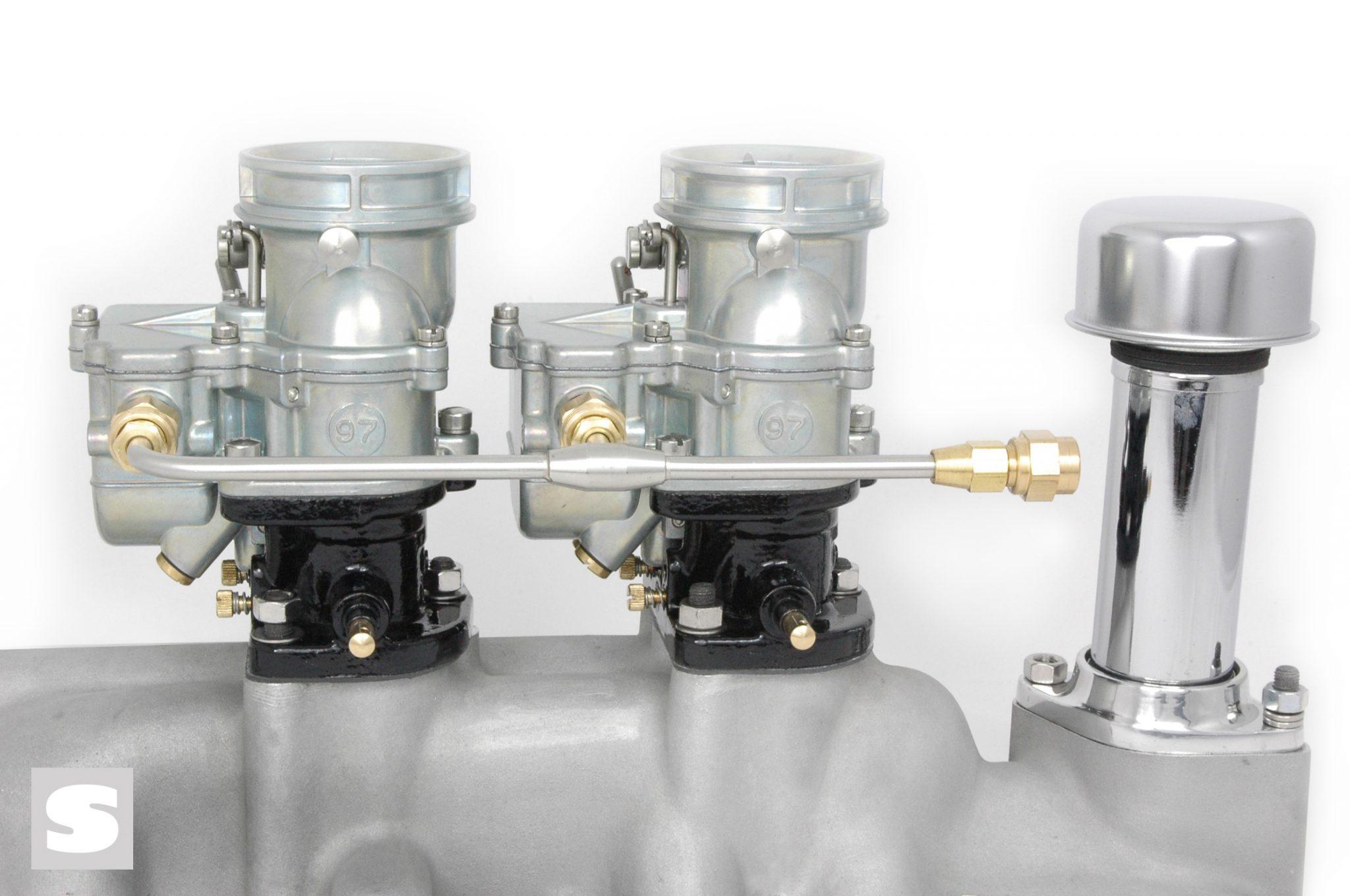 Fuel Line 2x2 - remote pump STROMBERG 9141-RP
