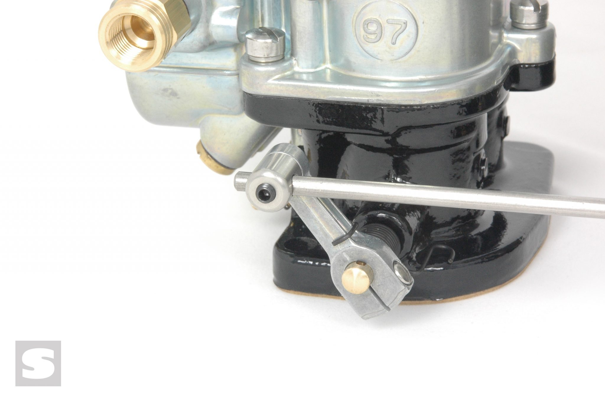 TwoStep 2x2 Linkage. 4-3/4in carb spacing STROMBERG 9241S