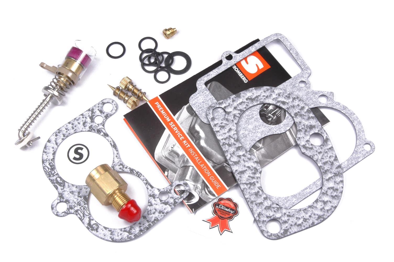 Premium service kit - BIG97 STROMBERG Dichtungen