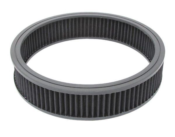 Luftfilter schwarz