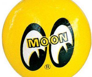 MOON Antennenball Gelb MOONEYES MG015