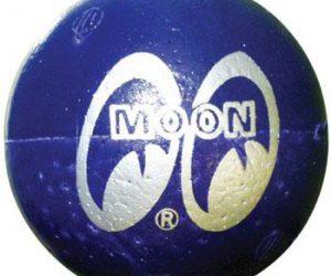MOON Antennenball Blau MOONEYES MG015NY