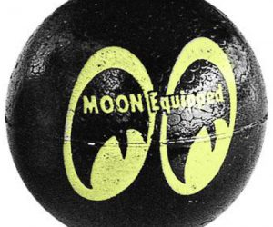 MOON Equipped Antennenball