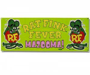 RAT FINK Banner