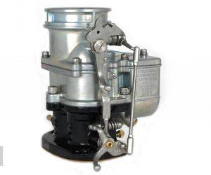 Stromberg 97 Push Throttle