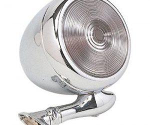Teardrop SPOT LIGHT (DUMMY) SUCHSCHEINWERFER CHROM 30648 AA142