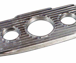 5 fach Instrumententafel Alu Armaturenblende OTB Gear 6101